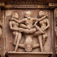 Khajuraho: The Impossible Position